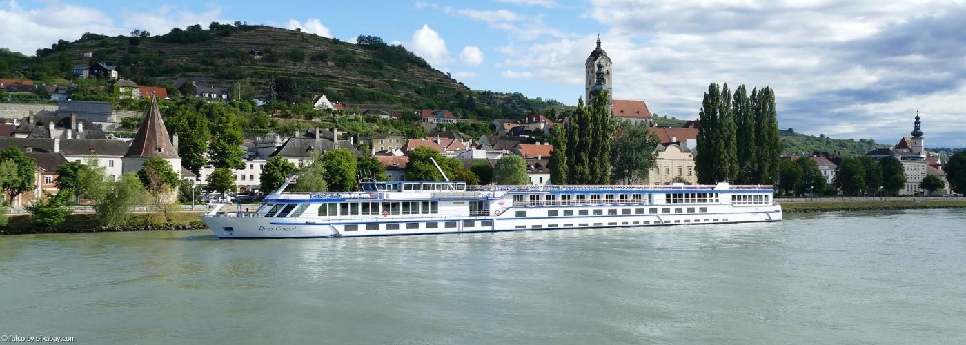 Donauschiffahrt Österreich
